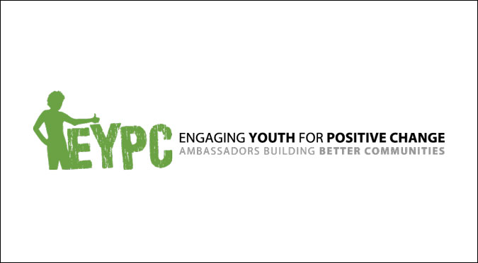 Engaging Youth for Positive Change Logo